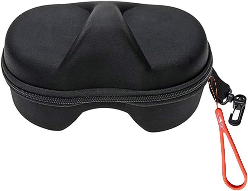 DAYOFF ダイビングマスク ゴーグルケース スキー スノーボード 用 3D サービス 長期 保管 Medium 評判 収納 マスクケース に