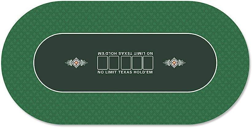 贅沢品 ポータブル ラバーフォーム 180x90cm(グリーン) ポーカーマット ポーカーマット ポータブル 180x90cm(グリーン), 武芸川町:55d8b875 --- zhungdratshang.org