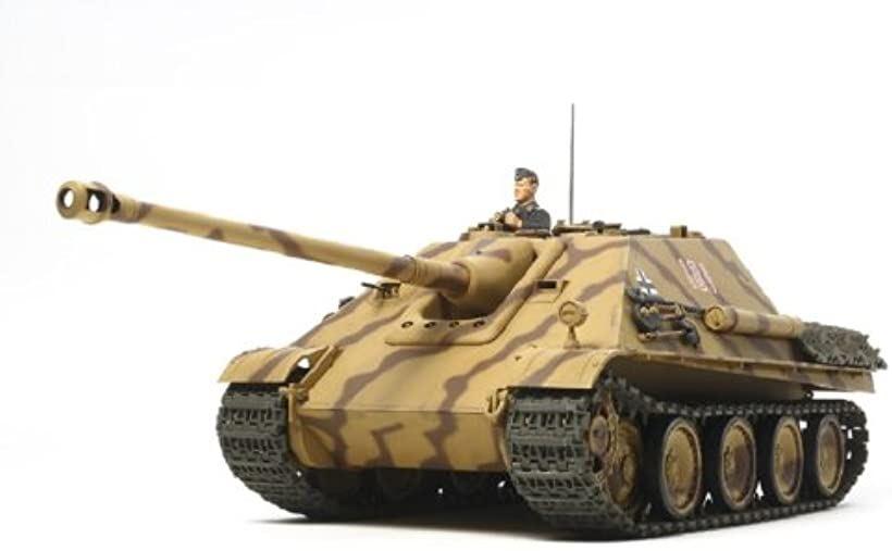 1/25 デラックス戦車シリーズ No.7 ドイツ ロンメル駆逐戦車 ディスプレイ TM30607