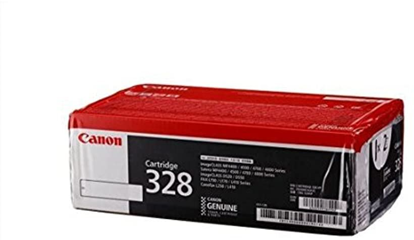 CANON トナーカートリッジ328VP 2本セット 純正品