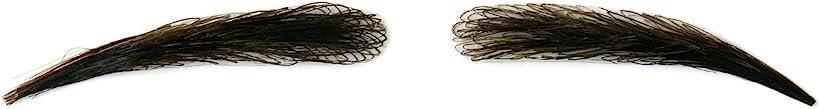 Neitsi ネイティス 付け眉毛 激安格安割引情報満載 つけまゆげ 人毛 ウィッグ 髪製眉毛 コスプレ 仮装 1セット 手植え 手作り本物 100%品質保証 781