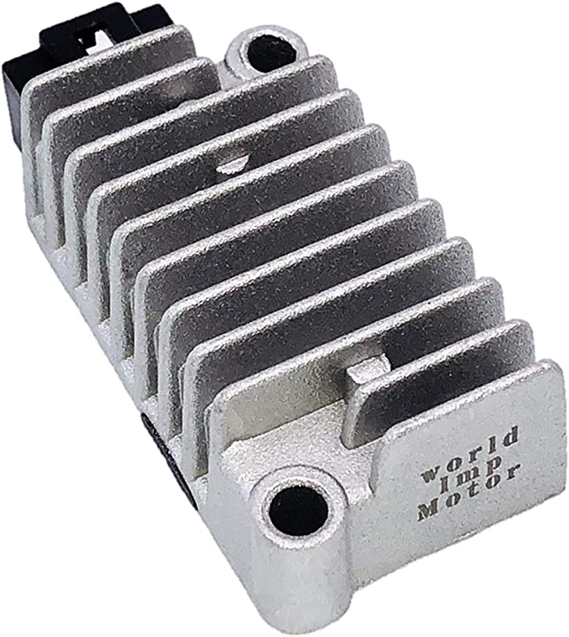world Imp Motor ヤマハ 完売 整流器 レギュレーター 社外 互換品 ZY125 TW200 TDM850 使い勝手の良い XT250 など TW125 マジェスティ TW225 XT225 XT600