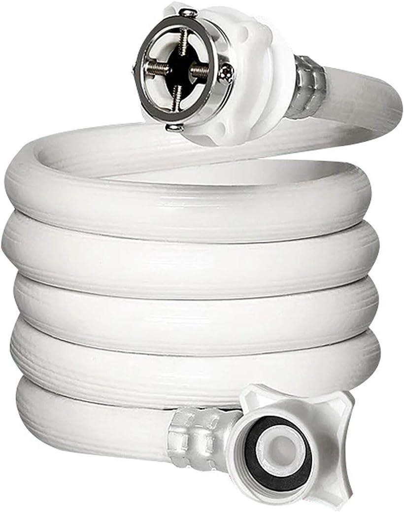 db11 洗濯機給水ホース 自動洗濯機給水ホース 元口付き 自動給水 80cm 防臭 高品質 水漏れ防止 抗菌 高級品 抜け防止