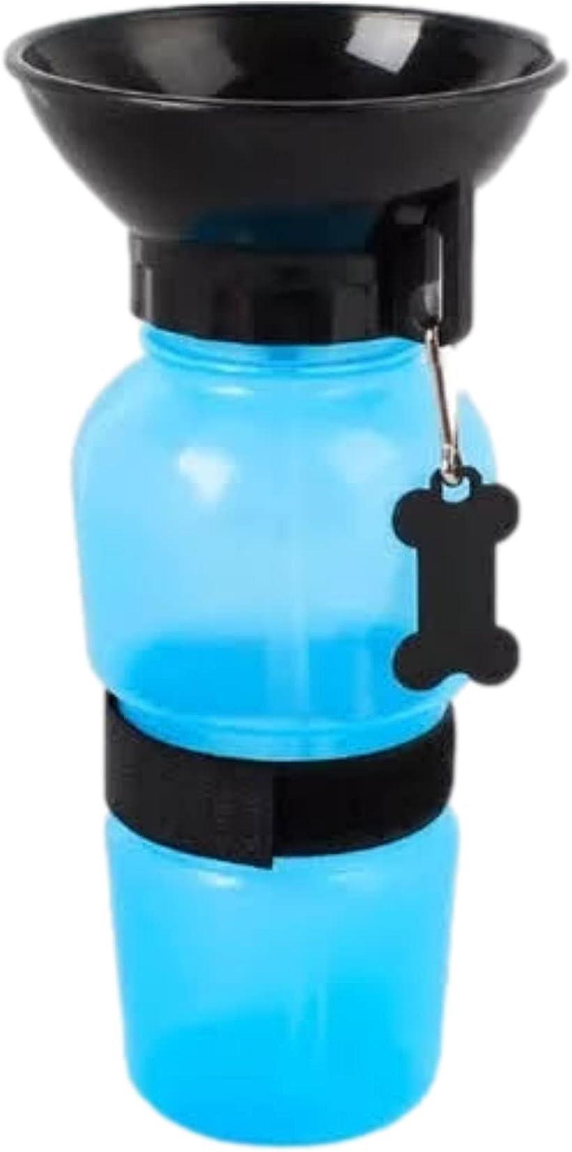 TOMMYFIELD 給水ボトル 驚きの価格が実現 犬用 散歩 小型犬 大型犬 限定価格セール 水入れ ペットボトル ブルー