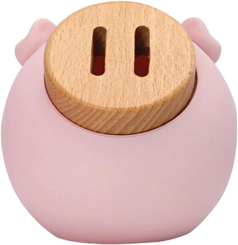 Queen-b 貯金箱 ブタ かわいい インテリア 雑貨 即日出荷 人気急上昇 装飾 飾り オブジェ ピンク