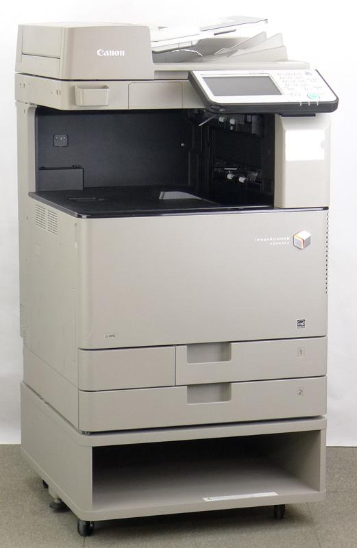 12319枚 ■キヤノン カラー中古複合機 iR-ADV C3320F imageRUNNER ADVANCE 【中古】フルカラーコピー機 2段カセット