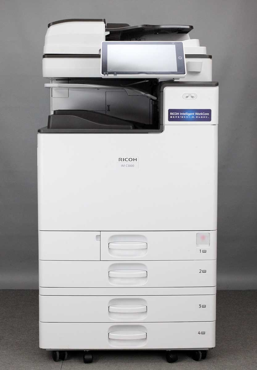 リコー/RICOH MP C3000 F