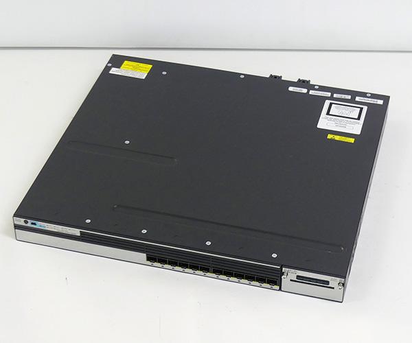 通信機器の世界最大手 シスコ製 ご予約品 CISCO シスコ Catalyst 3750X-12S-E WS-C3750X-12S-E V05 L3スイッチ 送料無料 Cisco スイッチ トレンド Service モデル 中古 1カ月保証あり IP