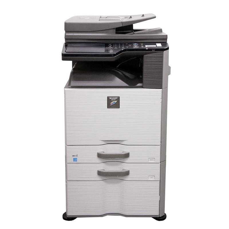 フル機能なのにコンパクト 小規模オフィスに人気 業務用カラー複合機 cs12211 中古コピー機 中古複合機 シャープ SHARP MX-2517FN カラー A3 FAX 058枚 プリンタ 中古 コピー 2段カセット 新作 スキャナー 70%OFFアウトレット カウンタ18
