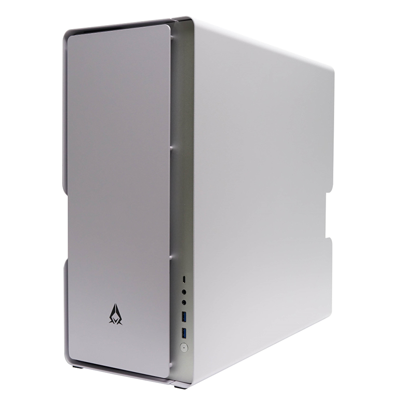 トップとボトムのアルミ製パネルが翼を広げるように開閉 パーツの交換やメンテナンスが容易 年中無休 ガルウィング PCケース ミドルタワー ATX MicroATX 定番キャンバス Mini-ITX対応 CPUクーラー165mmまで ATX電源対応 保証付き 新品 Mid グラフィックカード CSAZ-808W 360mmまで AZZA Tower