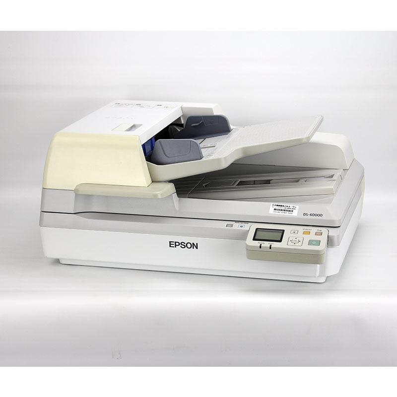 EPSON/エプソン フラットベットスキャナー DS-60000【A3対応/ネットワーク接続対応】【中古】