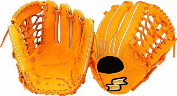 エスエスケイ Proedge プロエッジ軟式グラブ 外野手用PEN670FT SSK ライトオレンジ
