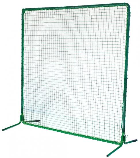 防球ネット 一式 硬式用 軟式用 2m×2m 重要個所は強固な溶接加工仕上げ