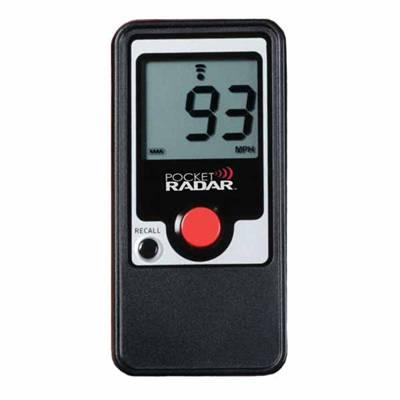 D&M(ディーエム)ポケットレーダー 手のひらサイズのスピードガン 小型 スピード計測器 PR1000 POCKET RADAR マルチスピード測定器 ハンディスピードガン