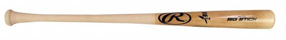 スーパーセール期間限定 ローリングス Rawlings 硬式木製バット 焼き加工 安心の定価販売 メイプル材 BFJマーク入り オーダー 先端くり抜き STICK G1グリップ BIG 限定 北米ハードメイプル メイプルUSA