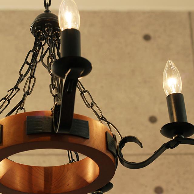 シャンデリア LED電球対応 ペンダントライト 北欧 かわいい ハロウィン おしゃれ 天井照明 【ラッピング不可】【4畳~6畳用】 電気 照明  間接照明【DEAL】