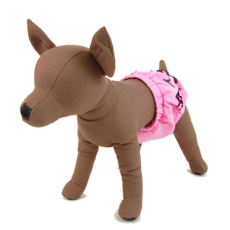 pinkaholic NEW YORK (pincahorick New York) MINT CHOCO SANTIARY (occasion sanitary) dog clothing / fake / small appliances / puppies/fashion / pet/Chihuahua/type/Yorkie