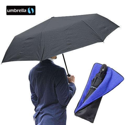 大判 傘 大きい 折りたたみ傘 ケース 値下げ 吸水 モデル着用&注目アイテム 自動開閉 ポーチ付き メンズ 送料無料 自動開閉傘 65cm