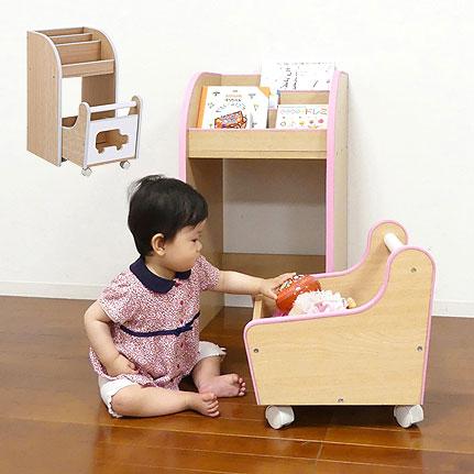 おもちゃ 収納 ラック オモチャ ボックス おもちゃ箱 オモチャ箱 おもちゃ収納 オモチャ収納 おもちゃラック トイボックス おもちゃBOX 木製 絵本棚