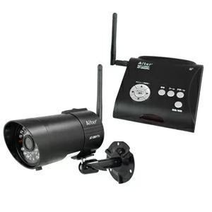 送料無料 録画一体型 防水 防塵デジタル無線カメラセット AT-2800