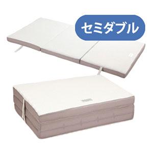 送料無料 硬め敷き布団の定番 ロマンスエコー セミダブル SD