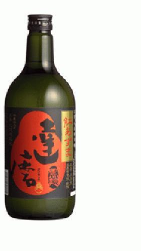 3年熟成の黒麹 広島が誇る中国醸造の芋焼酎 ☆正規品新品未使用品 達磨焼酎 安全 720ml 芋