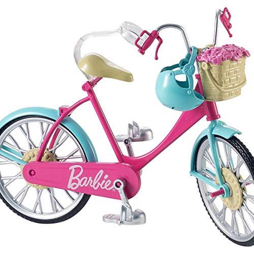 バービーの マーケット スーパーSALE セール期間限定 Let's Go自転車 Barbie バービー ver2 自転車 Go Accessory Pack