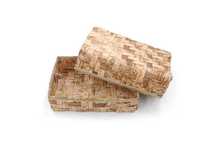 竹皮弁当箱