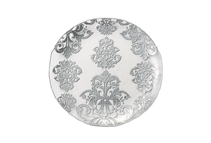 Glass Show Plate パングーショープレートYv7yb6fg