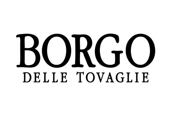 BORGO DELLE TOVAGLIE ボルゴ デル トヴァーリ リネンナプキン GITANE  graphite (グレー)