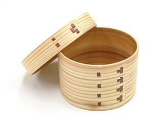木製 アウトレット レビューを書けば送料当店負担 杉ワッパ飯器
