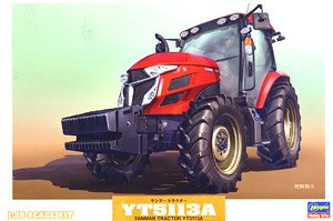 1 35 プラモデル 建機 半額 完全送料無料 WM05 ハセガワ ヤンマー トラクター YT5113A