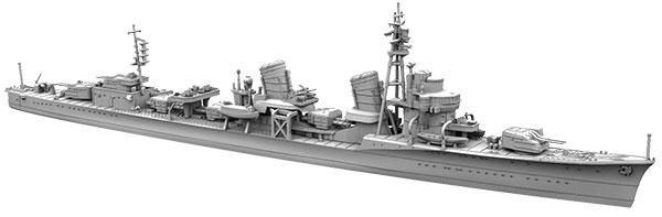 1 700 艦艇模型シリーズ 特型駆逐艦II型 ヤマシタホビー 天霧 ついに入荷 開催中 アマギリ1943