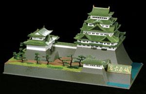 1 350 プラモデル 日本の名城 DX3 高級な 名古屋城 童友社 男女兼用 デラックス版