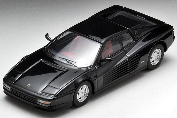 1/64トミカリミテッドヴィンテージ【LV-NEO フェラーリ テスタロッサ(黒)】トミーテック/2020年3月発売予定