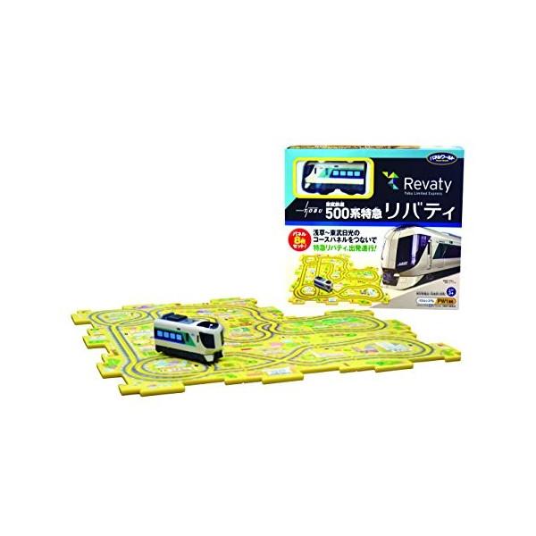 期間限定今なら送料無料 パネルワールド 東武鉄道500系特急リバティ 正規認証品!新規格 増田屋コーポレーション