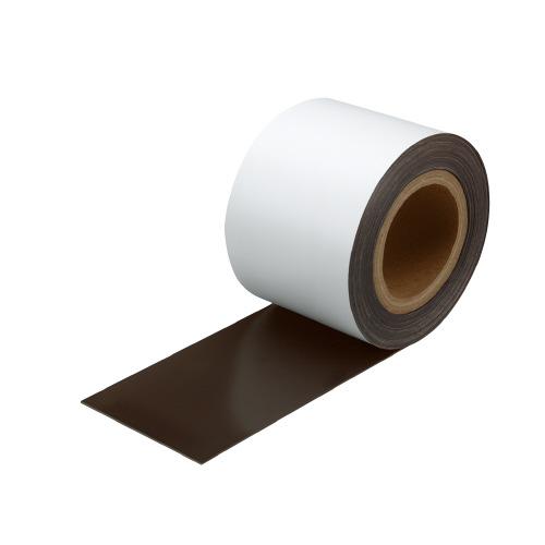 コクヨ マグネットシート ロールタイプ 100mmx10m 白色 メーカー品番:マク-R300W PVC-P 裏面 厚み:0.8mm 超安い 材質:表面 最安値 ホワイトボードタイプではありません