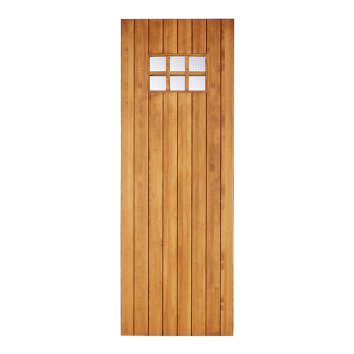 LOHAS material 無垢建具 室内ドア モダンシリーズ MD07 パイン 無塗装 扉 自然素材 木製 戸 特注 突き板 インテリア