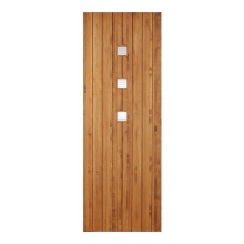 LOHAS material 無垢建具 室内ドア モダンシリーズ MD08 パイン 無塗装 扉 自然素材 木製 戸 特注 突き板 インテリア