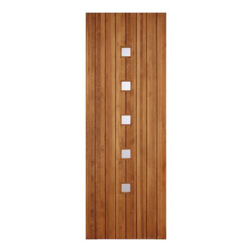 LOHAS material 無垢建具 室内ドア モダンシリーズ MD09 パイン 無塗装 扉 自然素材 木製 戸 特注 突き板 インテリア