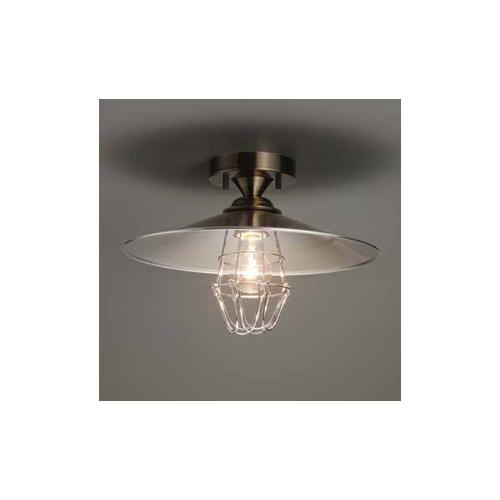 照明器具 後藤 屋内 シーリングライト 直付け 〆付けガードアルミP1Lセード・CL型 GLF-3490 送料無料
