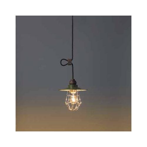 照明器具 後藤 屋内 ペンダントライト Verde Series ボルツァーノ アルミP1ガード・CP型GR GLF-3339 送料無料