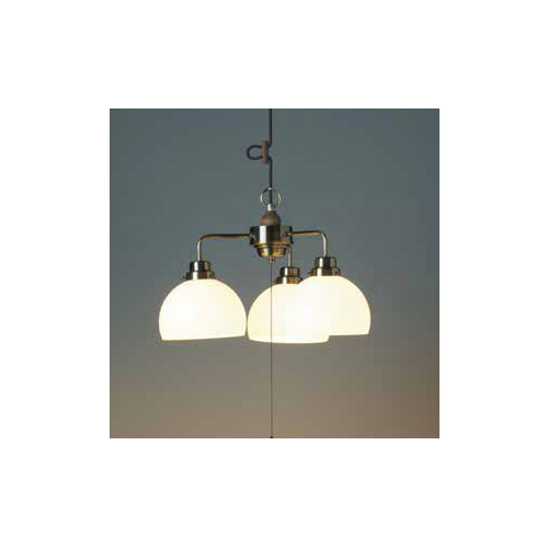 後藤照明 屋内照明 ペンダントライト Orion(オリオン) 鉄鉢・3灯用CP型BR GLF-3360