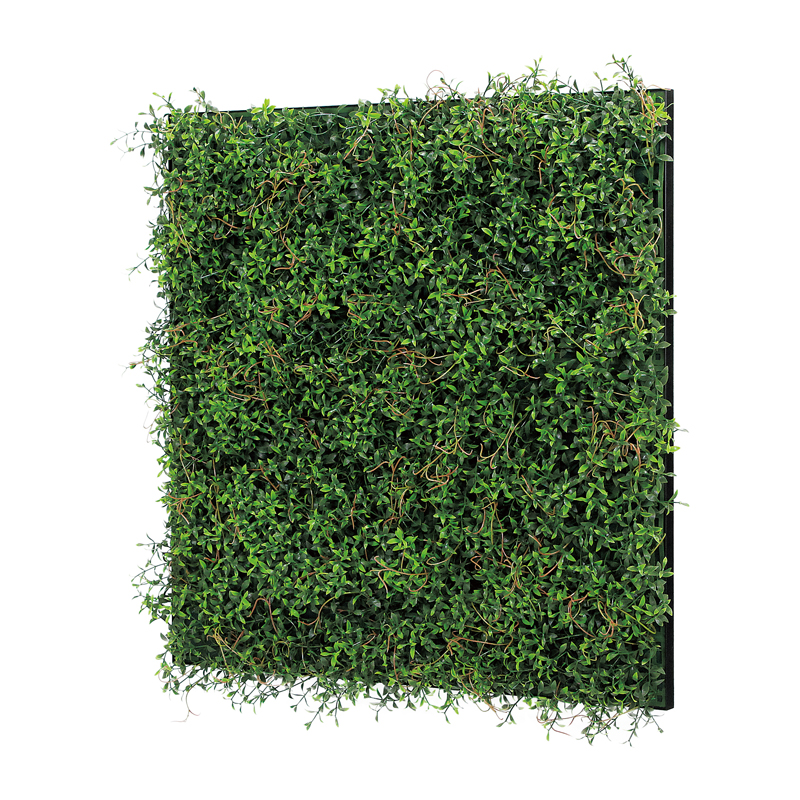 ベルク インテリアパネル グリーンパネル 連接グリーン GR1027 60角 室内 壁 インテリア おしゃれ 送料無料 緑 植物