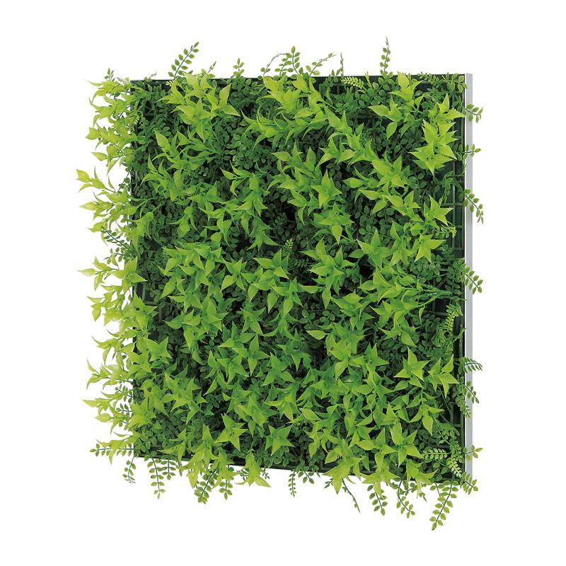 ベルク インテリアパネル グリーンパネル 組み合わせグリーン GR1045 45角