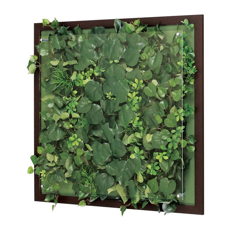 ベルク インテリアパネル インテリアデコ ウォールグリーン GR3351 室内 壁 インテリア おしゃれ 送料無料 緑 植物