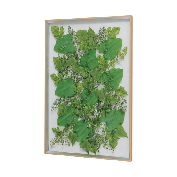 ベルク インテリアパネル インテリアデコ グリーン GR3422 室内 壁 インテリア おしゃれ 送料無料 緑 植物