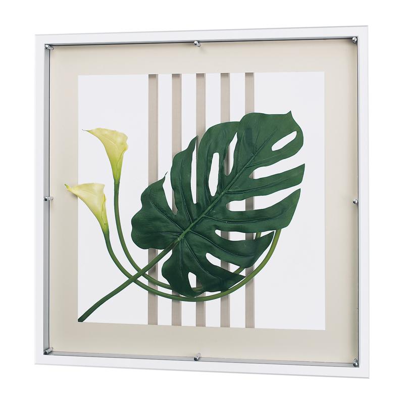 ベルク インテリアパネル インテリアデコ グリーン GR3008 室内 壁 インテリア おしゃれ 送料無料 緑 植物