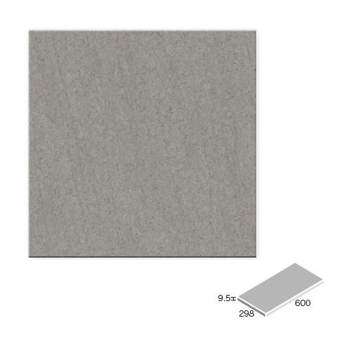 送料無料 TChic SWAN TILE タイル建材 屋内床壁・屋外床用 フロアタイル バサルト 300×600角平 BST-36-BST-8