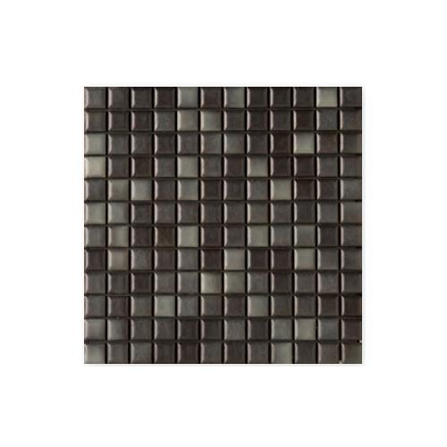 送料無料 TChic SWAN TILE タイル建材 屋内壁用 インテリアタイル Black five(ブラックファイブ) 25mm角平 B5-04